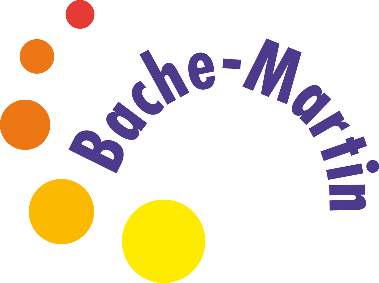 Bache-Martin Elementary School logo
