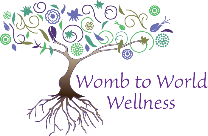 Womb to Word Wellness logo