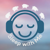 Sleep With Me podcast logo