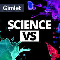 Science Vs. podcast logo